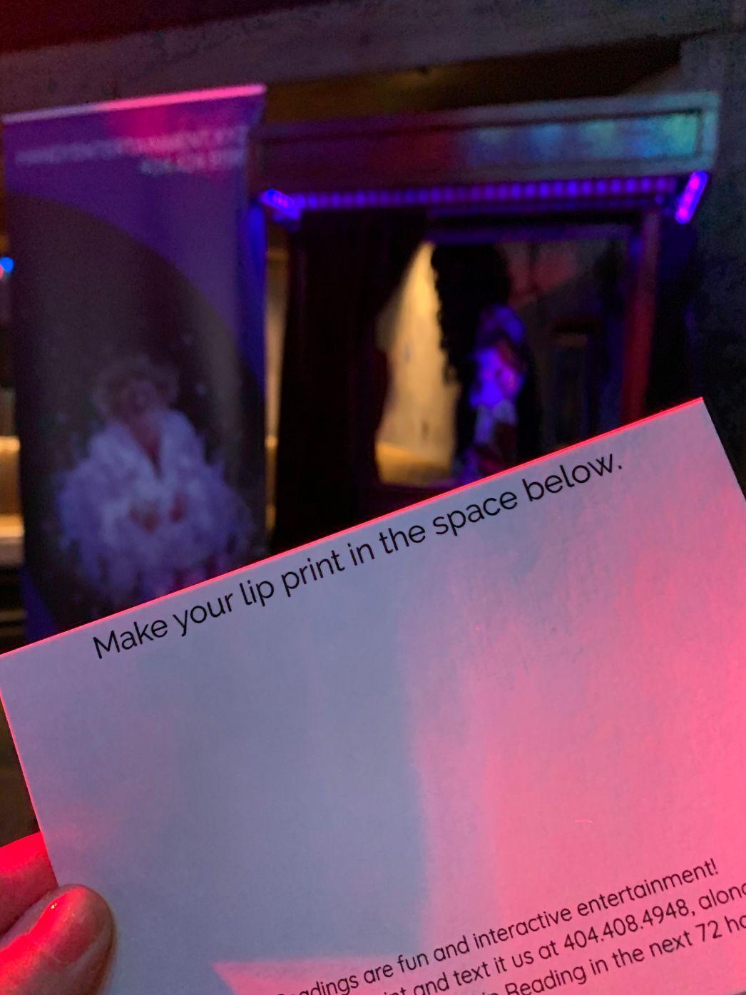 Lip Kit card simple version