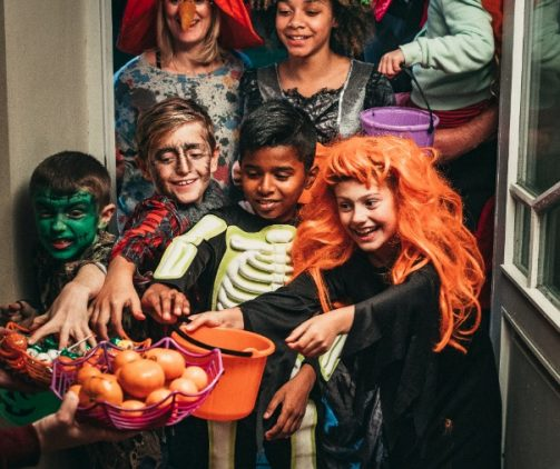 Kid's Halloween Party